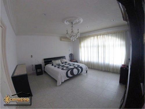 casa en venta, colonia sumiya, 4 recámaras. omc-0129