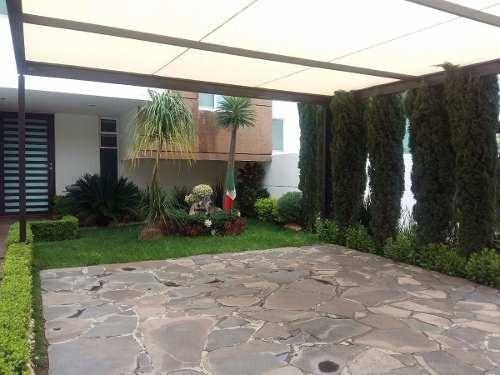 casa en venta con alberca, mirador de gran jardín, león gto