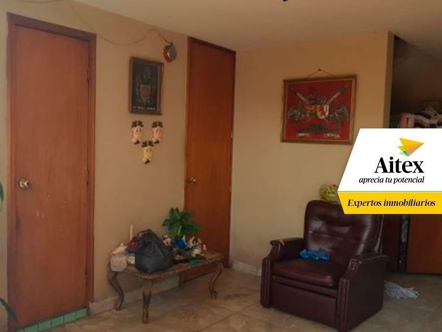 casa en venta con espacios equipados, en la delg. venustiano carranza