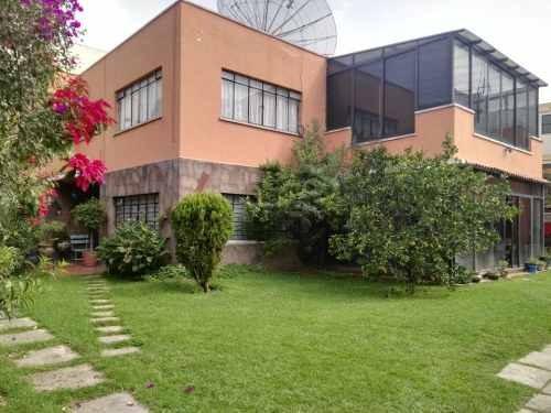 casa en venta con jadin en lindavista 750m2