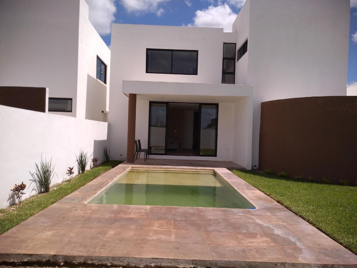 casa en venta, conkal cerca de plaza altabrisa. cv-5701
