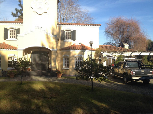 casa en venta - country mapuche