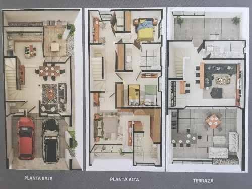 casa en venta cumbres lefontaine, privada con alberca y amenidades