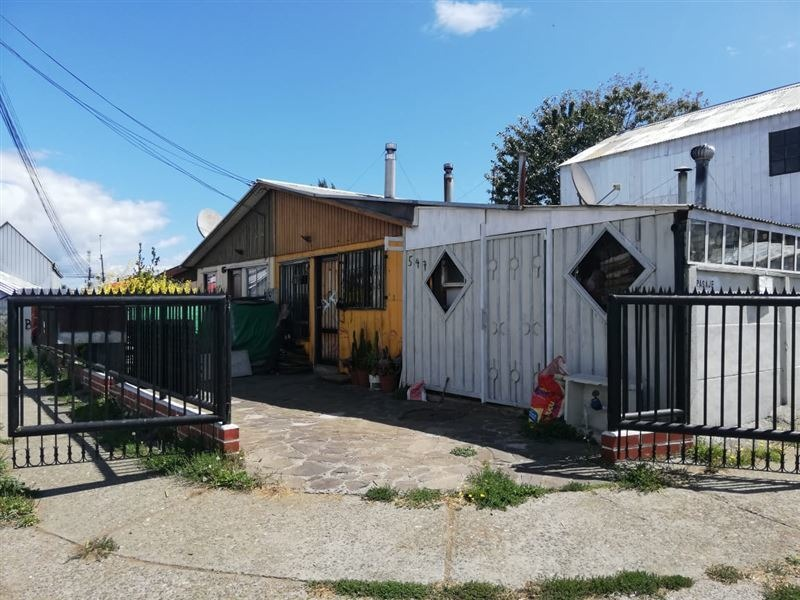 casa en venta de 2 dormitorios en valdivia