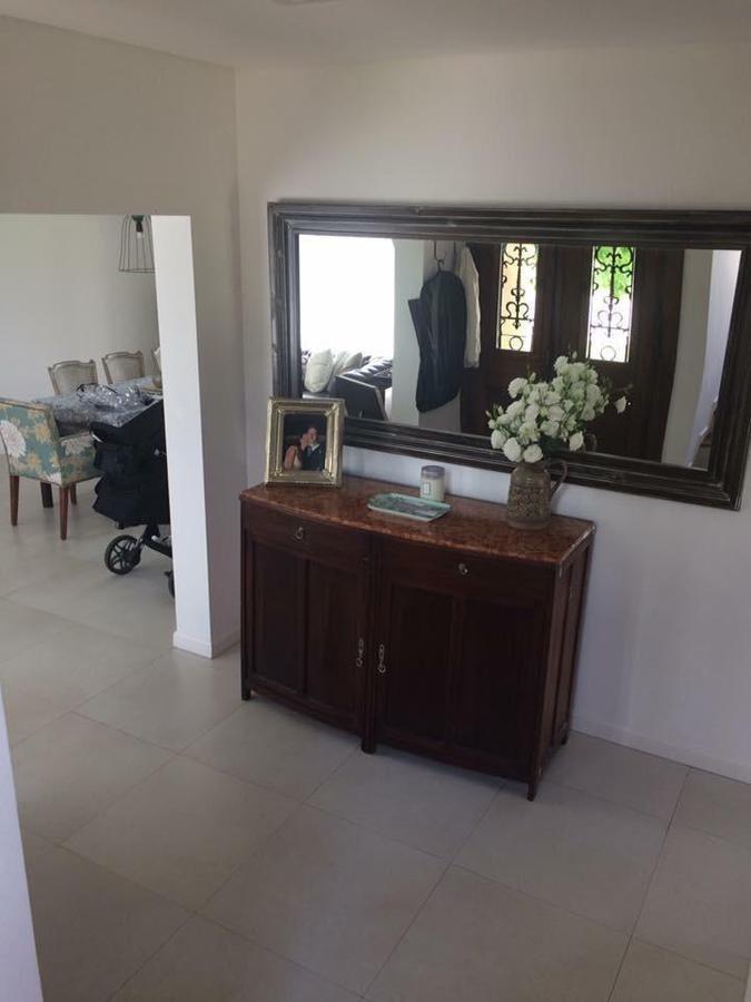 casa en venta de 3 dormitorios en barrio privado la comarca, sobre corredor bancalari.