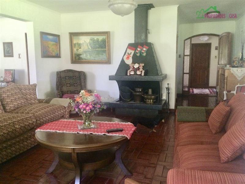 casa en venta de 3 dormitorios en talagante