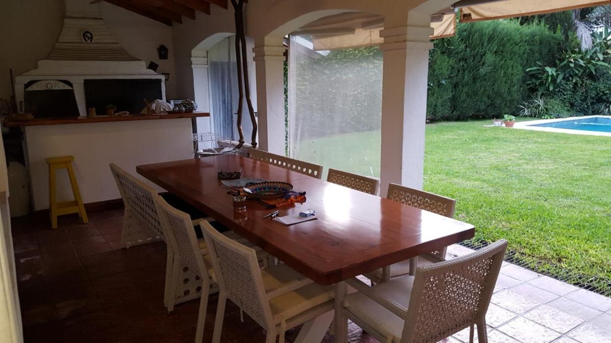 casa en venta de 4 ambientes en aranjuez country club