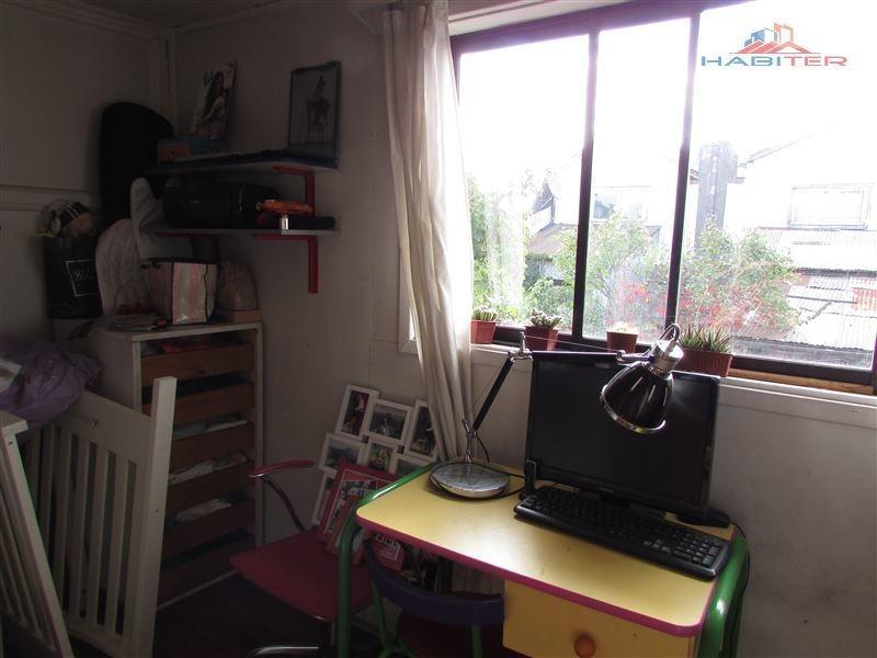 casa en venta de 4 dormitorios en temuco