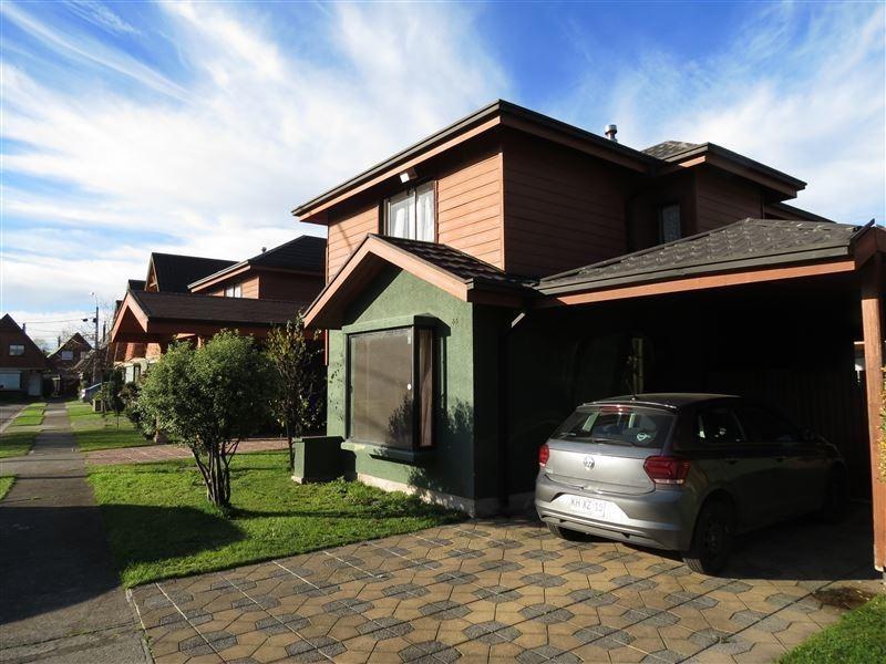 casa en venta de 5 dormitorios en chillán