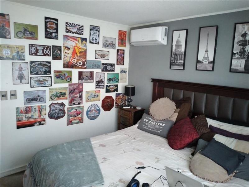 casa en venta de 6 dorm. en maipú