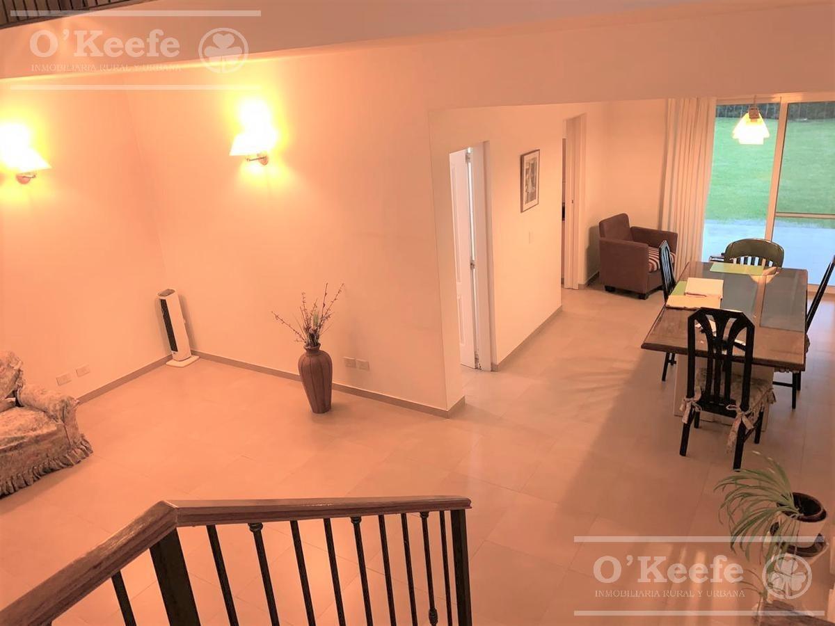 casa en venta de cinco ambientes en los ombues de hudson!!