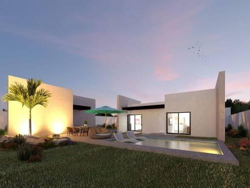 casa en venta de una planta con gran terreno en zona de gran plusvalía!!