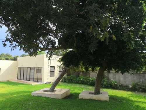 casa en venta de una planta en privada gran valle cv-6265