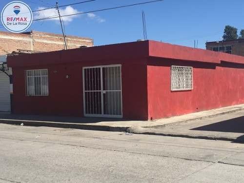 casa en venta de una sola planta colonia anahuac