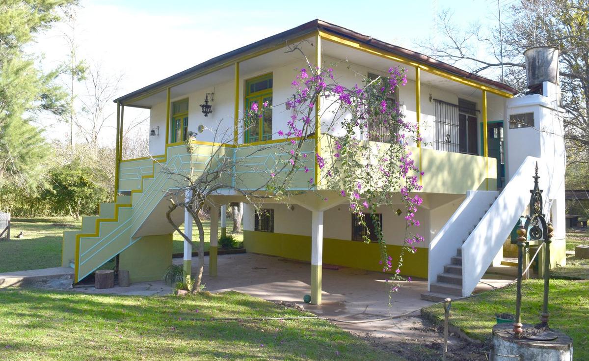 casa en venta delta tigre- arroyo caraguata- las golondrinas