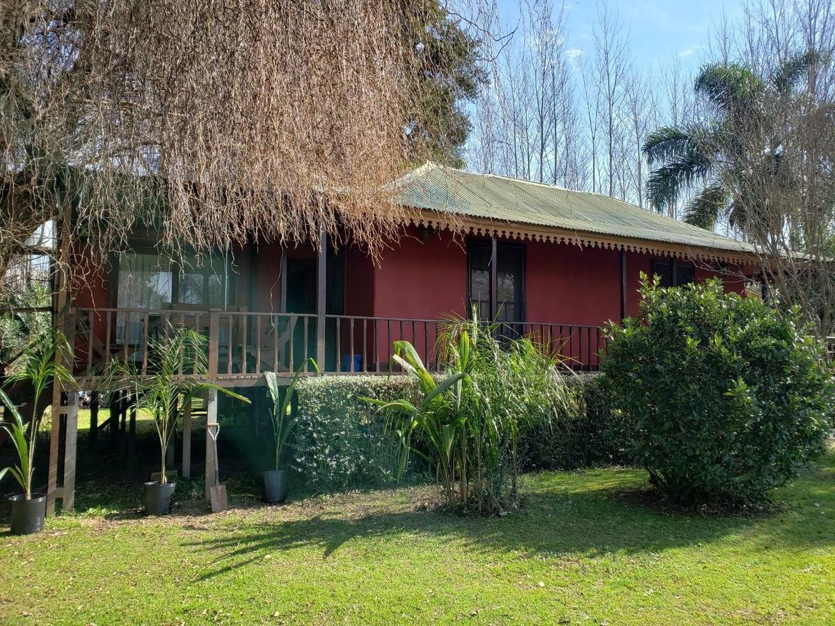 casa en venta delta tigre- arroyo chana- la rosadita