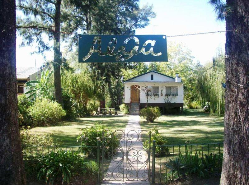 casa en venta delta tigre - arroyo espera - alga