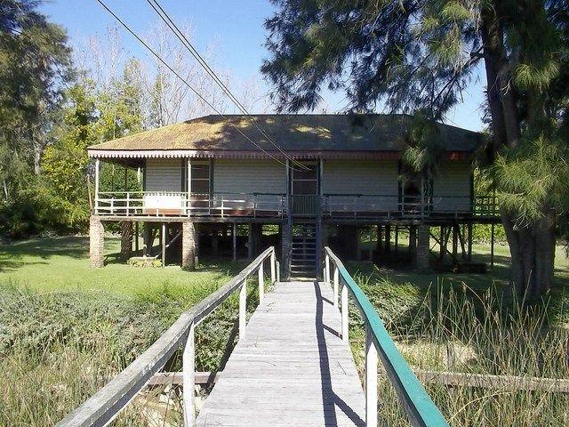 casa en venta delta tigre - arroyo estudiantes - querencia