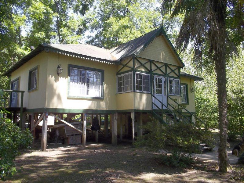 casa en venta delta tigre - canal arana - ñoña amelia