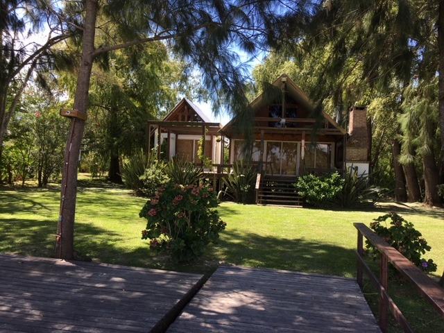 casa en venta delta tigre - canal del este - maktub