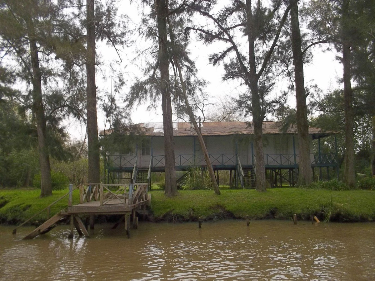 casa en venta delta tigre- cruz colorada- mi rincon
