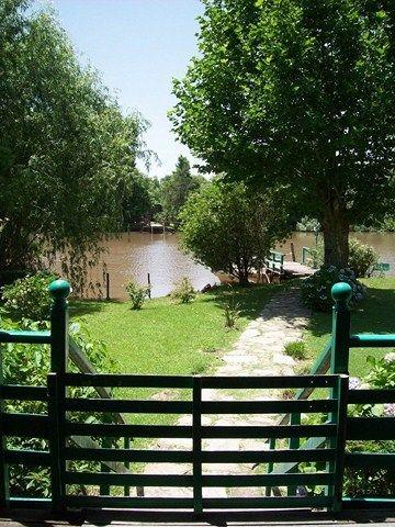 casa en venta delta tigre - rio capitan - la victoria