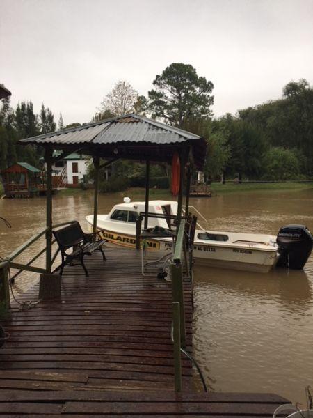 casa en venta delta tigre - rio caraguata - el portal musas