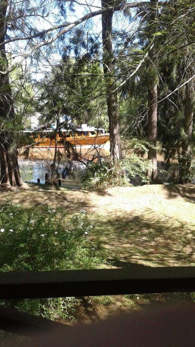 casa en venta delta tigre- rio carapachay- el retorno