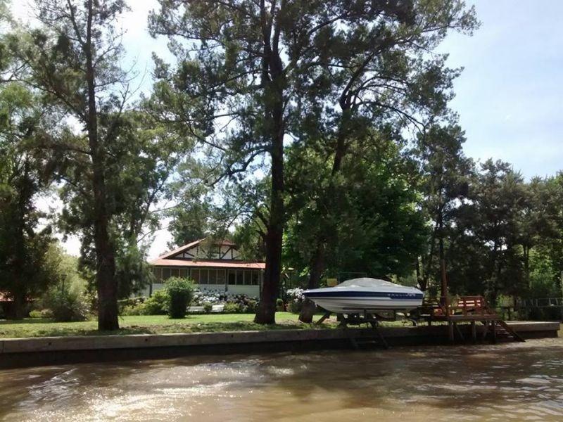 casa en venta delta tigre - rio sarmiento - cyrano
