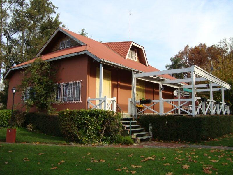 casa en venta delta tigre - rio sarmiento - isla choli