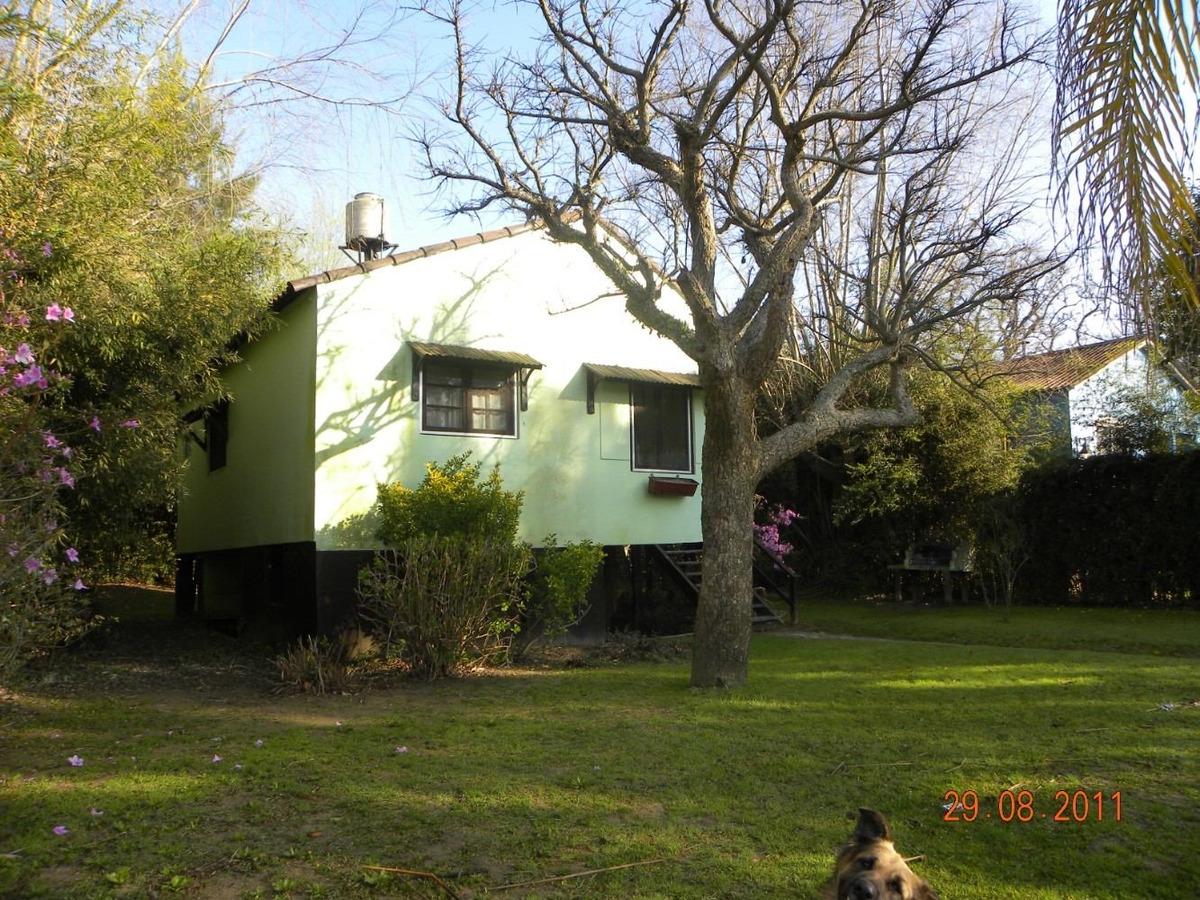 casa en venta delta tigre- rio sarmiento- la ursulina verde