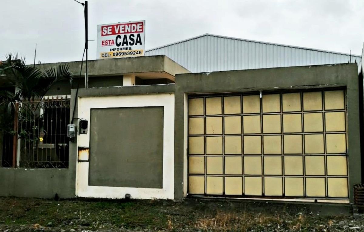 casa en venta: el triunfo, guayas