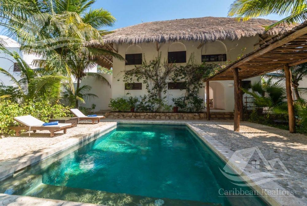 casa en venta en akumal quintana roo