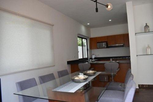 casa en venta en aqua fase ii cancún