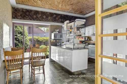 casa en venta en arteaga y salazar, delegación cuajimalpa.
