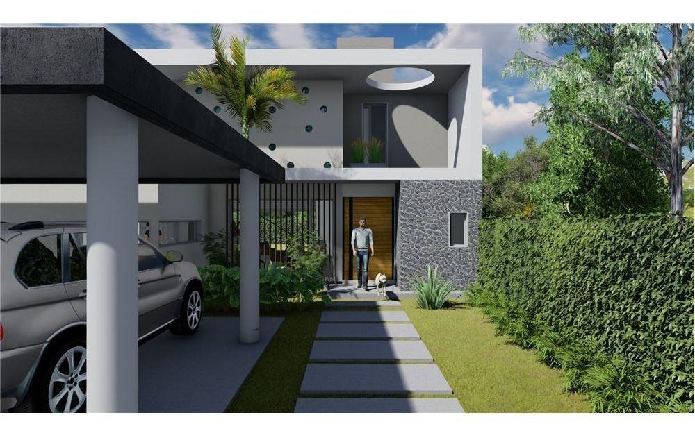 casa en venta en bº terrazas al oeste, rivadavia