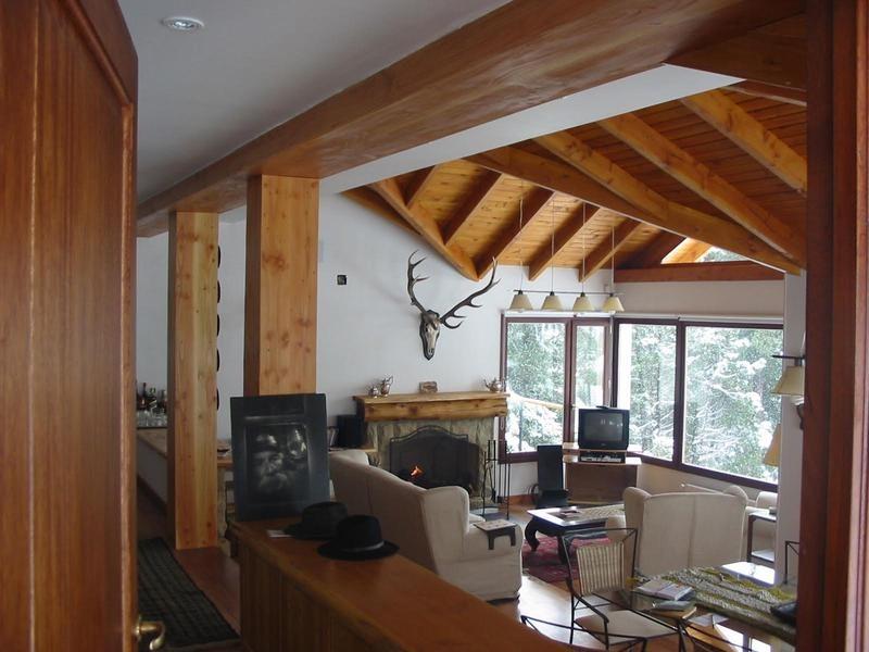 casa en venta en bariloche sobre terreno de 1350 m2