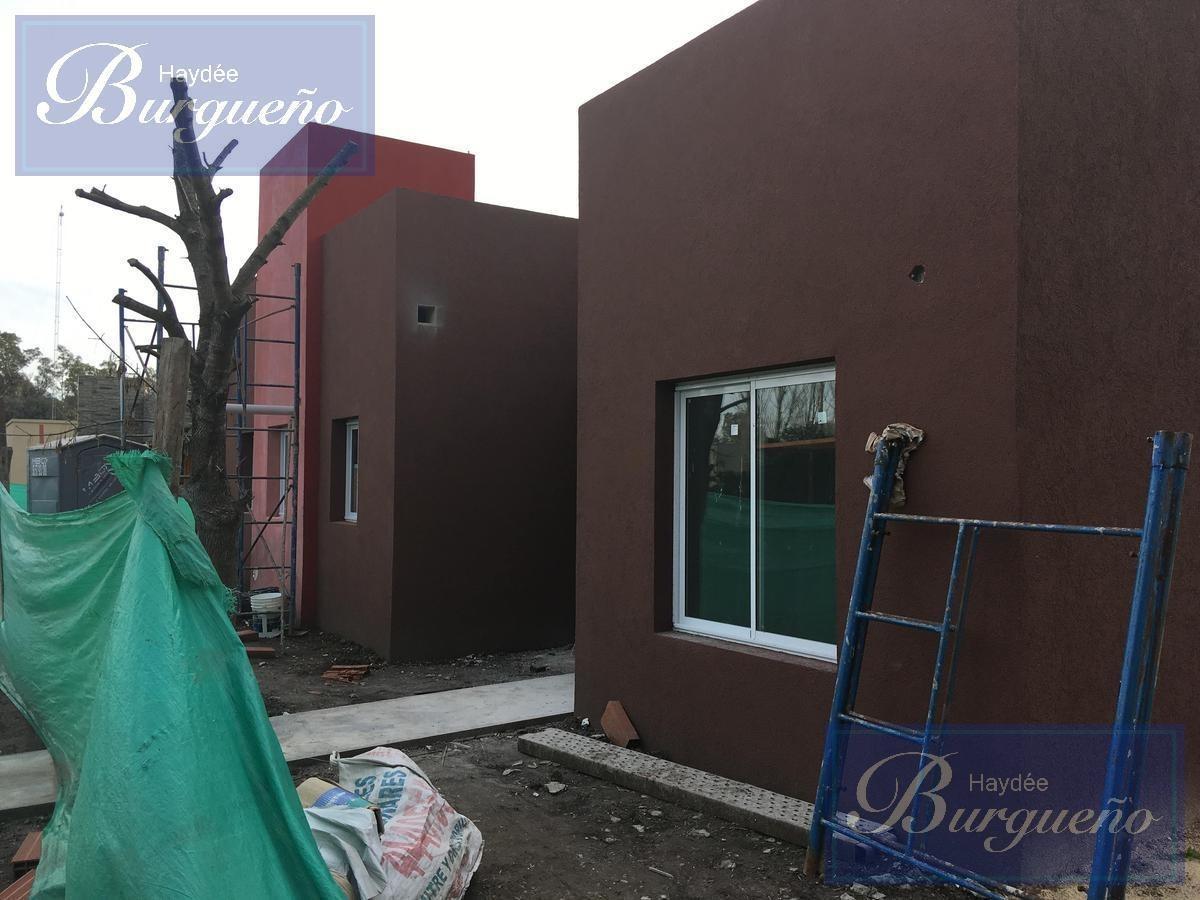 casa en venta en barrio cerrado la cuesta, manzanares - apto credito