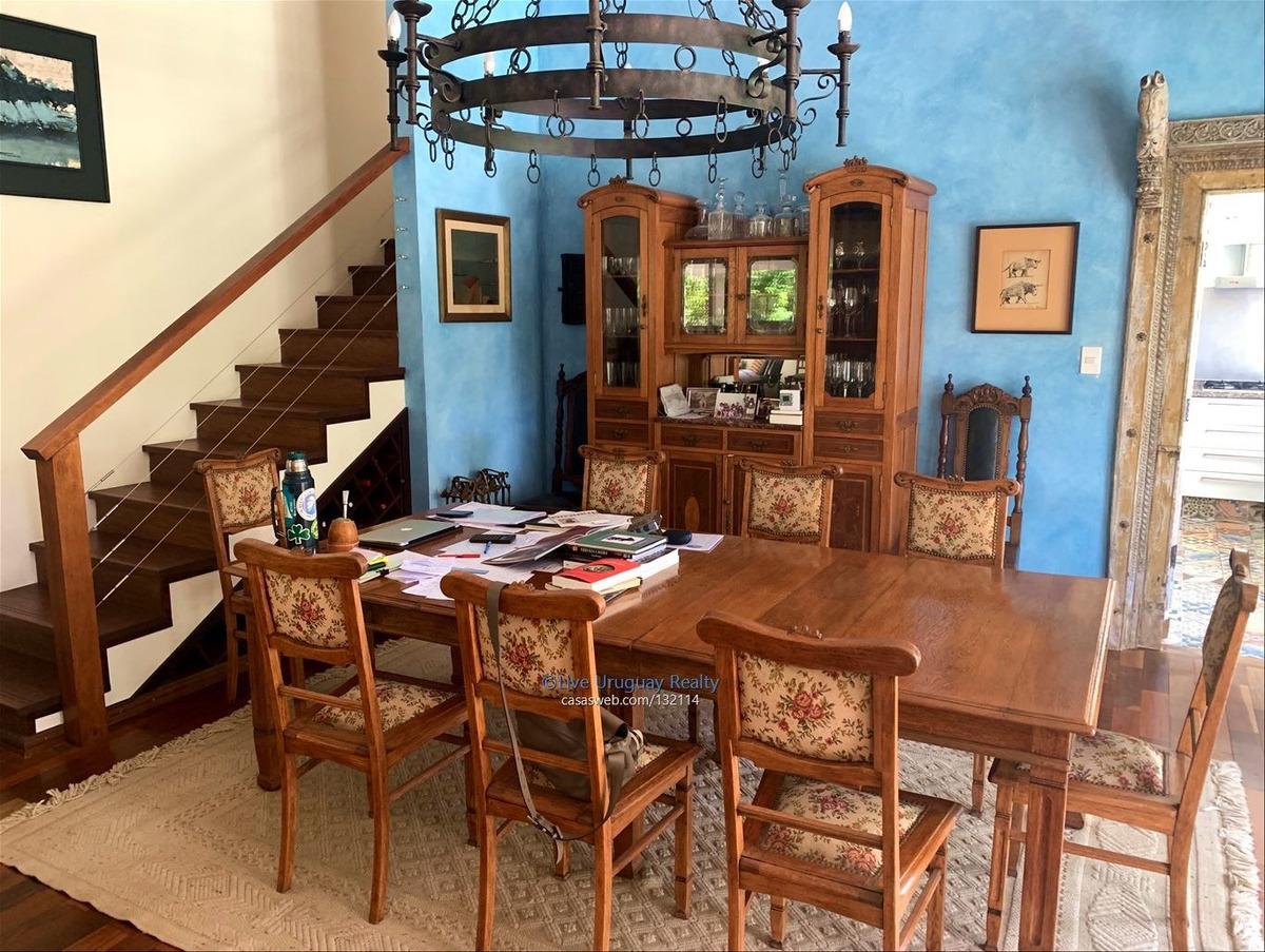 casa en venta en barrio privado carmel