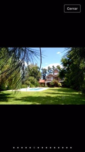 casa en venta en  barrio privado náutico cube