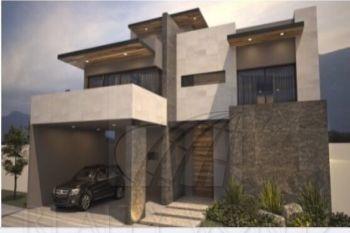 casa en venta en bosques del valle 4to sector, monterrey