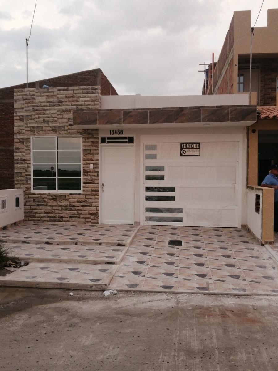 casa en venta en buga urbanización la julia