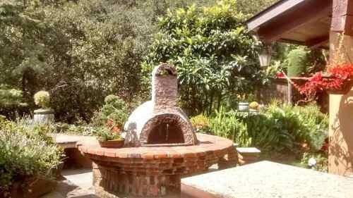 casa en venta en calle cerrada y jardín en lomas anáhuac, huixquilucan