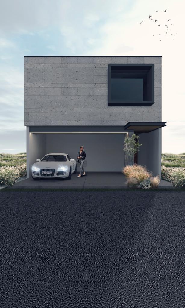 casa  en venta en campo azul con vista a la cuidad