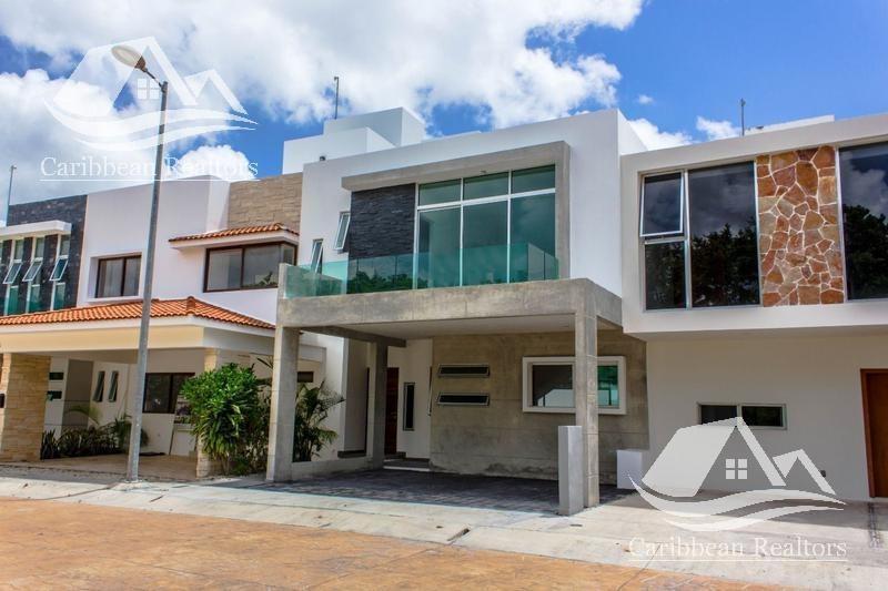casa en venta en cancun arbolada ceigom22