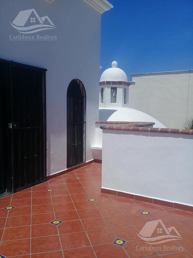 casa  en venta en cancun/el campanario/centro