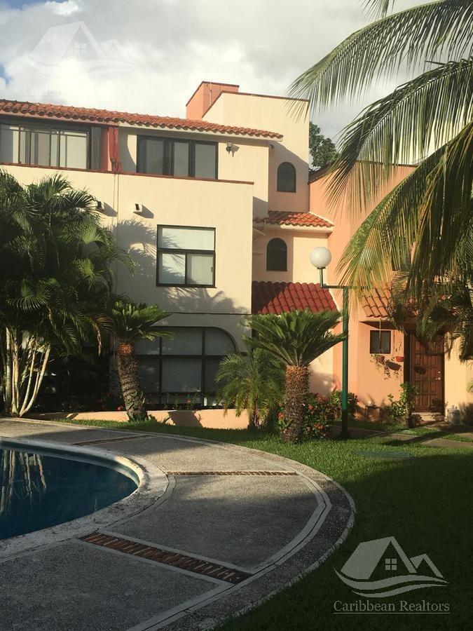 casa en venta en cancún/sm 18