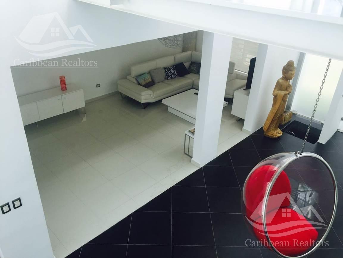 casa en venta en cancun/villa magna