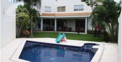 casa en venta en cancun/villa magna/lisboa