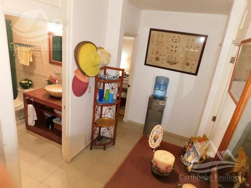 casa en venta en cancun/zona hotelera/villas marlin